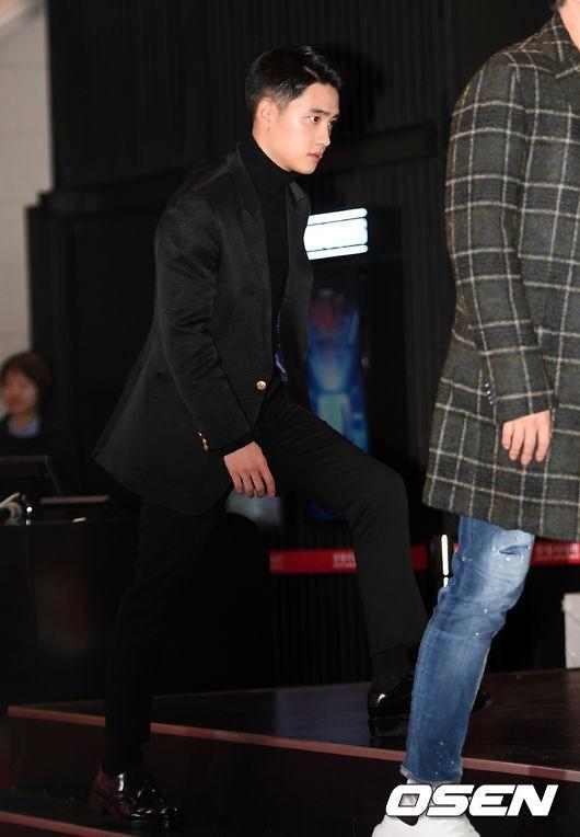 D.O. mời 40 sao Hàn đến sự kiện khủng: EXO và Lee Kwang Soo chiếm spotlight, Lee Sung Kyung đọ sắc với dàn mỹ nhân - ảnh 4