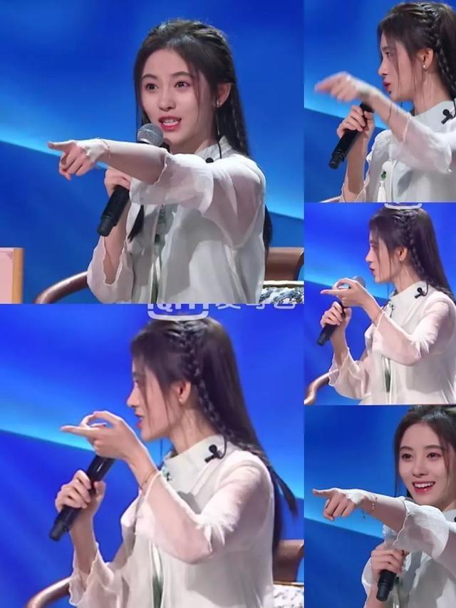 Cúc Tịnh Y bị chỉ trích vì hành động bất lịch sự trên sóng truyền hình - Ảnh 4.