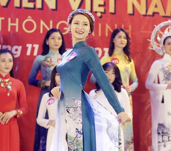 Dàn người đẹp của Hoa khôi sinh viên: Nhan sắc kẻ chín, người mười, thật khó dự đoán ngôi vị cao nhất! - ảnh 8