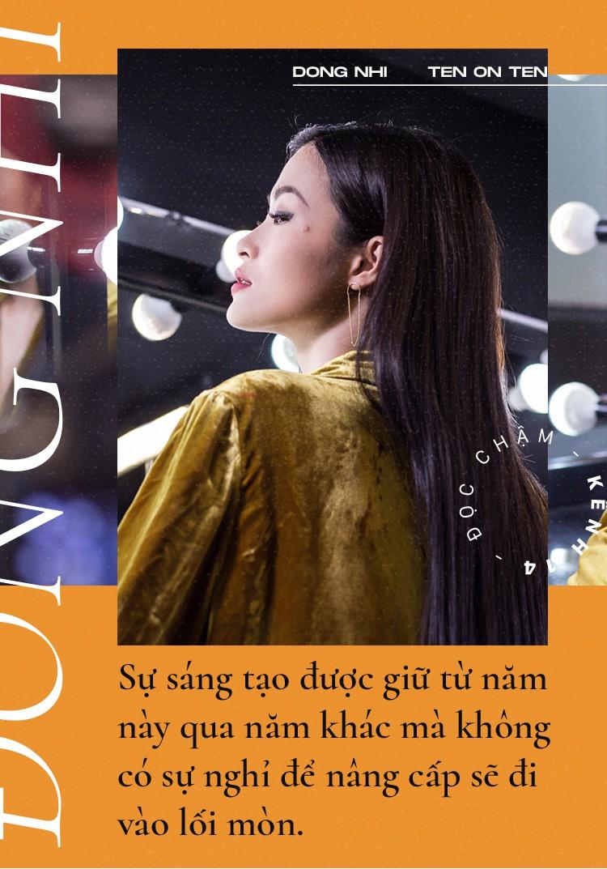 Đông Nhi sau 10 năm và câu chuyện ngôi sao dẫn dắt khán giả đi theo cá tính âm nhạc của mình - ảnh 12