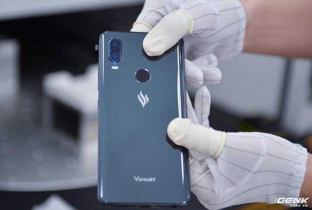 Vsmart tuyên bố sẽ ra mắt tận 10 mẫu smartphone trong năm 2019 - ảnh 3