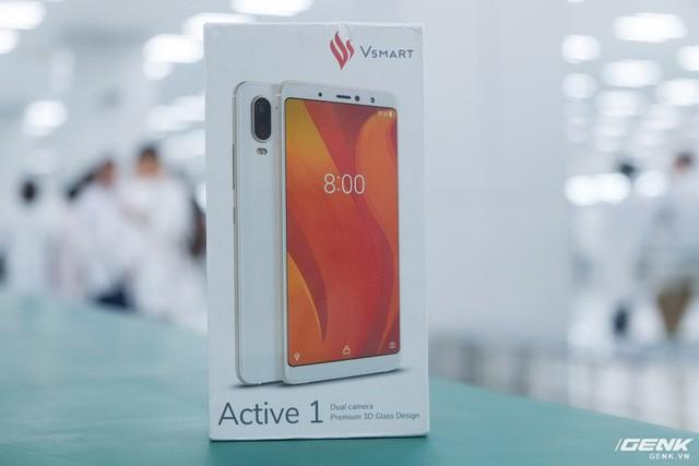 Vsmart tuyên bố sẽ ra mắt tận 10 mẫu smartphone trong năm 2019 - ảnh 4