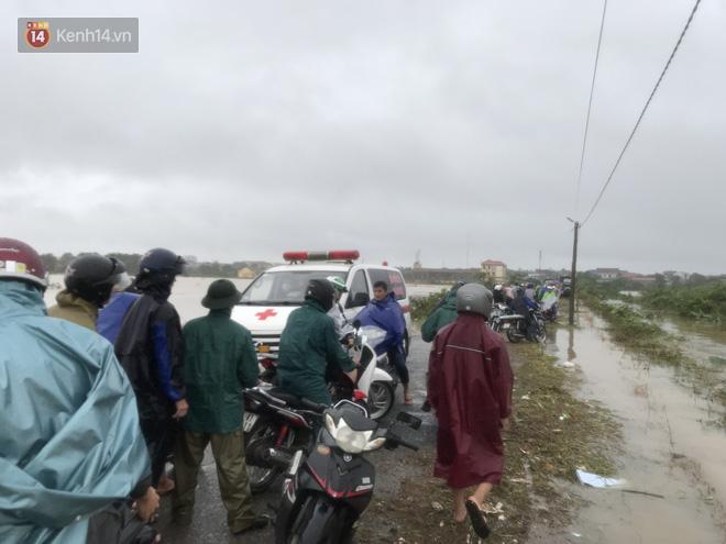 Nóng: Tìm thấy thi thể người con vụ 2 mẹ con bị nước cuốn trôi trong đêm mưa kinh hoàng ở Quảng Trị - ảnh 3