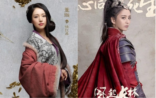 18 cặp diễn viên Trung giống nhau như sinh đôi khiến khán giả hoa mắt! (Phần 2) - ảnh 18