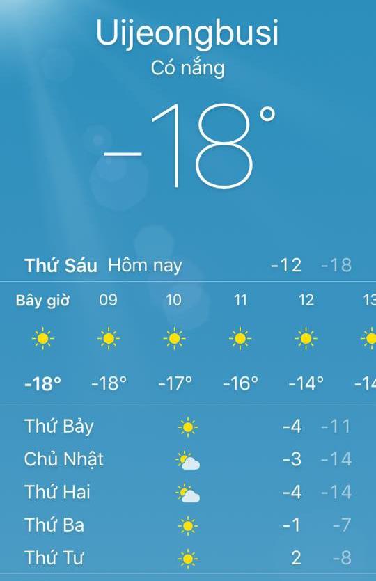 Hàn Quốc cũng đang lạnh khủng khiếp: Ống nước đóng băng, máy giặt đông đá - Ảnh 11.