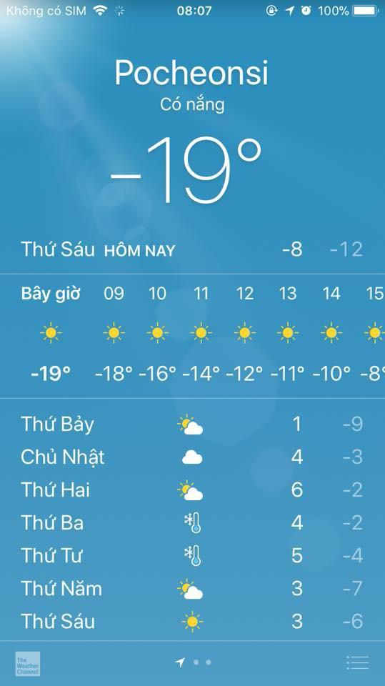 Hàn Quốc cũng đang lạnh khủng khiếp: Ống nước đóng băng, máy giặt đông đá - Ảnh 12.