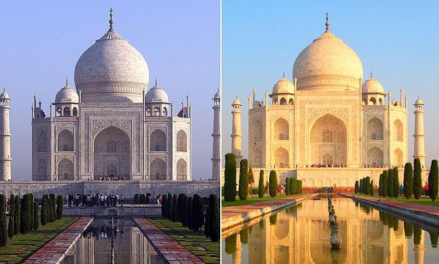 Lăng Taj Mahal biểu tượng của Ấn Độ đã chuyển thành màu vàng vì một lý do cực kỳ đáng ngại - ảnh 3