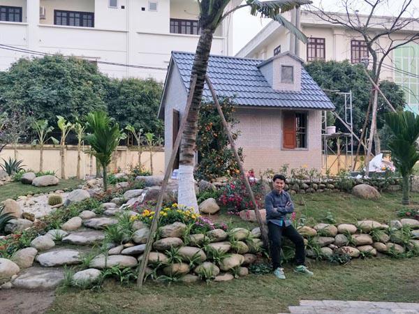 Trước thềm năm mới, sao Việt rộn ràng trang hoàng nhà cửa để chuẩn bị đón Tết - Ảnh 3.
