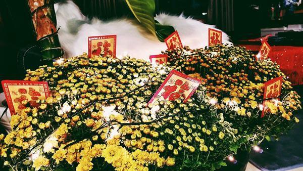 Trước thềm năm mới, sao Việt rộn ràng trang hoàng nhà cửa để chuẩn bị đón Tết - Ảnh 8.