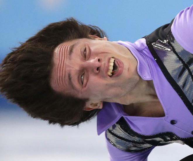 [Vui] Đây là lý do vì sao vận động viên trượt băng nghệ thuật không thích bị chụp ảnh khi thi đấu - Ảnh 1.