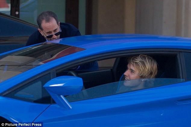 Justin Bieber lái siêu xe 10 tỷ và đi giày 110 triệu đồng chỉ để đến phòng gym - Ảnh 5.