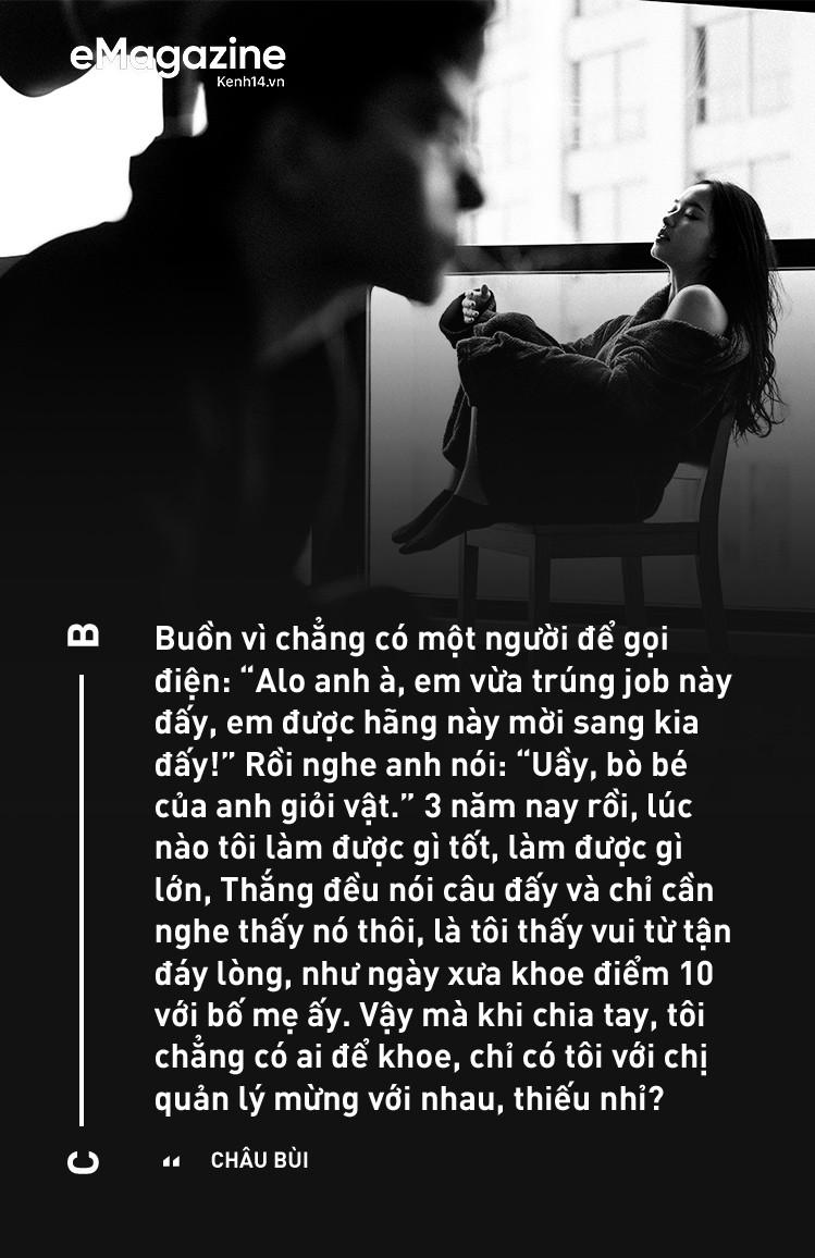 Châu Bùi - Decao: Ngồi xuống kể hết chuyện yêu nhau - Ảnh 7.