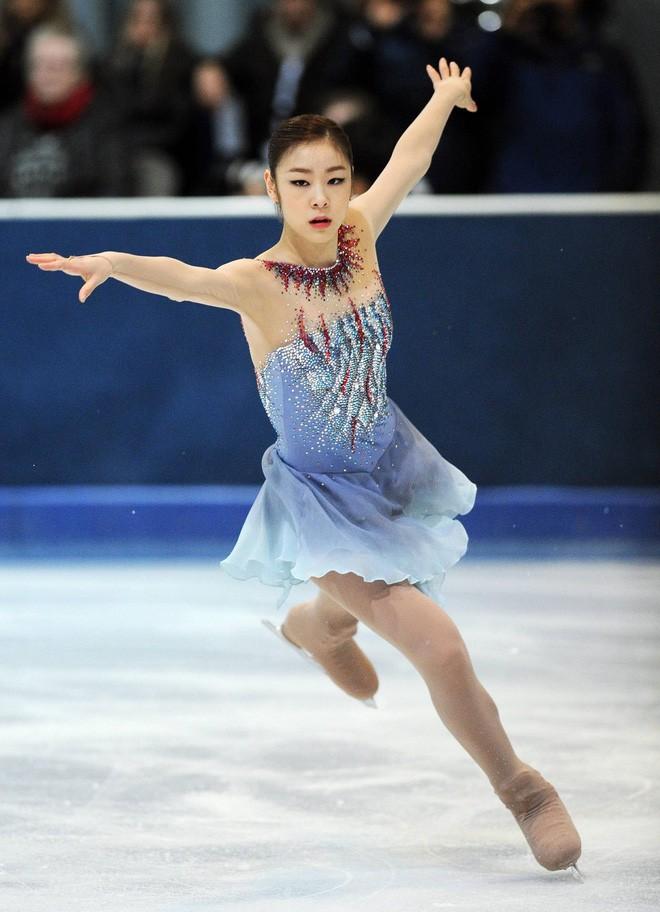 """Kim Yuna - """"quốc bảo của Hàn Quốc: 17 tuổi trở thành niềm tự hào của cả nước, được toàn dân Đại Hàn nâng niu và tôn làm """"cô tiên quốc dân - Ảnh 1."""