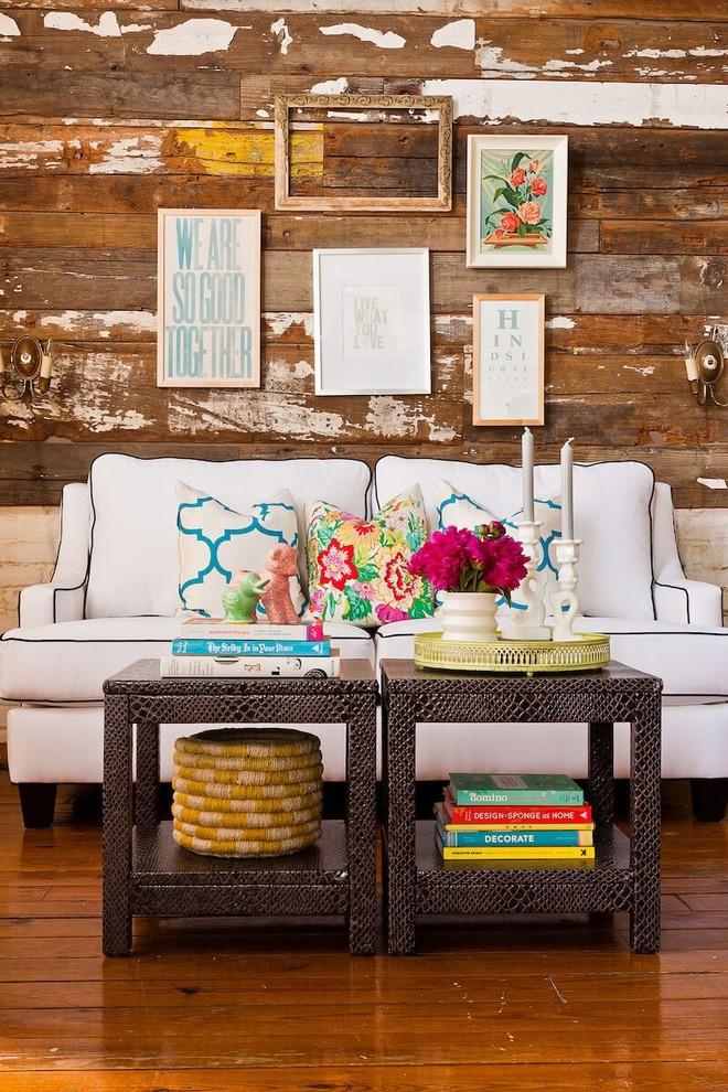 14 cách làm đẹp phòng khách với hoa hân hoan đón mùa Xuân đang về  - Ảnh 12.