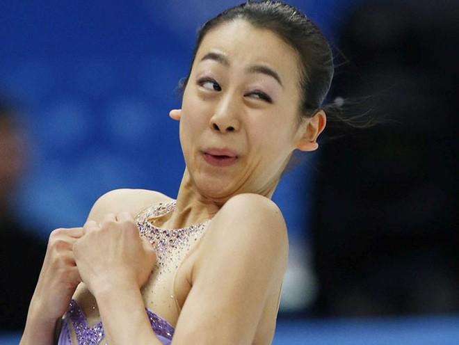 [Vui] Đây là lý do vì sao vận động viên trượt băng nghệ thuật không thích bị chụp ảnh khi thi đấu - Ảnh 8.