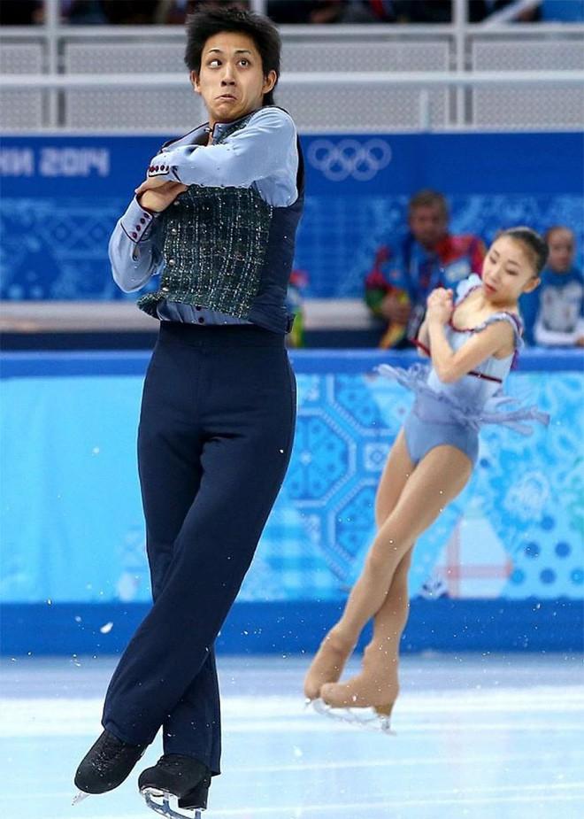 [Vui] Đây là lý do vì sao vận động viên trượt băng nghệ thuật không thích bị chụp ảnh khi thi đấu - Ảnh 9.