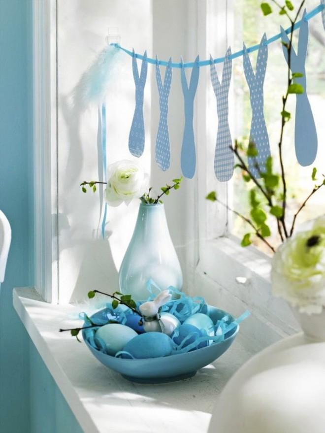 14 cách làm đẹp phòng khách với hoa hân hoan đón mùa Xuân đang về  - Ảnh 8.