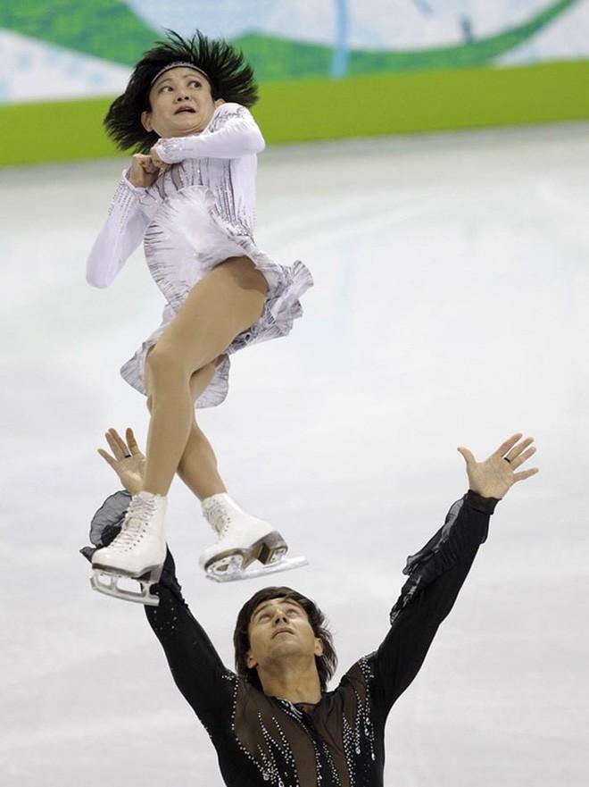 [Vui] Đây là lý do vì sao vận động viên trượt băng nghệ thuật không thích bị chụp ảnh khi thi đấu - Ảnh 12.