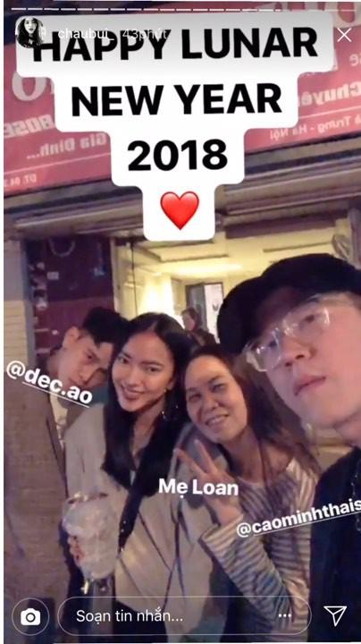 Hotboy, hotgirl Việt háo hức chia sẻ những khoảnh khắc đầu tiên của năm 2018 - ảnh 2