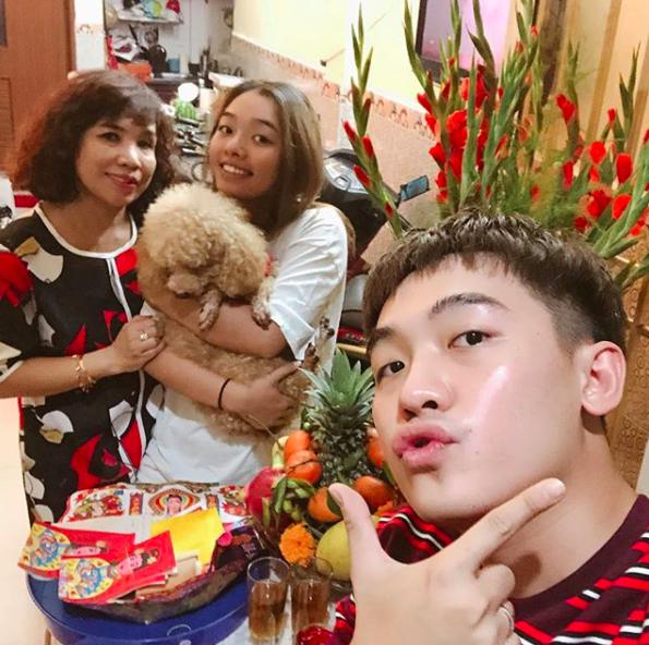 Hotboy, hotgirl Việt háo hức chia sẻ những khoảnh khắc đầu tiên của năm 2018 - ảnh 6