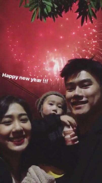 Hotboy, hotgirl Việt háo hức chia sẻ những khoảnh khắc đầu tiên của năm 2018 - ảnh 5