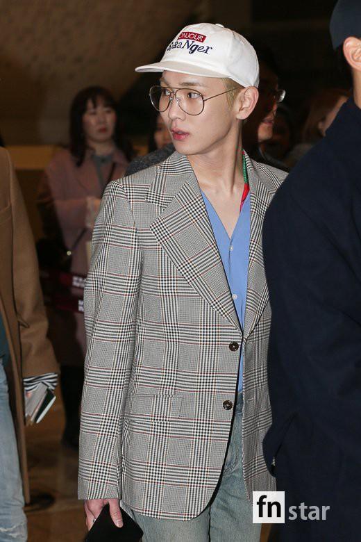 SHINee và Wanna One đụng độ tại sân bay: Center quốc dân có đọ được với độ sang chảnh của Key và Taemin? - Ảnh 30.
