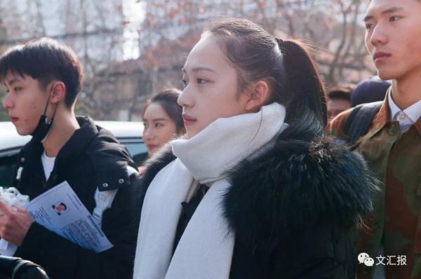 Chiêm ngưỡng nhan sắc dàn nam thanh nữ tú trong kì tuyển sinh của lò đào tạo diễn viên hàng đầu Trung Quốc - Ảnh 14.