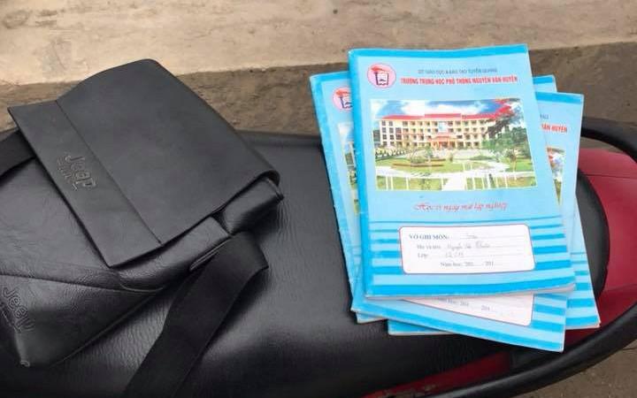 Tuyên Quang: Đang trên đường đi học, nam sinh lớp 12 để lại cặp sách và xe máy rồi bất ngờ nhảy cầu tự tử