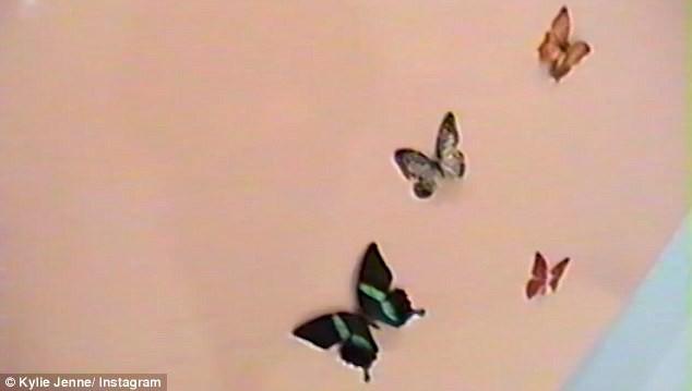 Đây là loạt bằng chứng Kylie Jenner sẽ đặt tên cho con gái là Bươm bướm? - Ảnh 5.