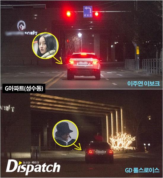 HOT: Sau tất cả, cặp đôi năm mới 2018 của Dispatch chính là G-Dragon và Lee Joo Yeon - Ảnh 4.