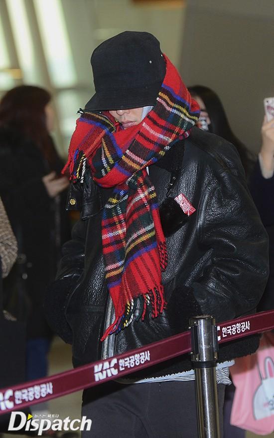 HOT: Sau tất cả, cặp đôi năm mới 2018 của Dispatch chính là G-Dragon và Lee Joo Yeon - Ảnh 6.