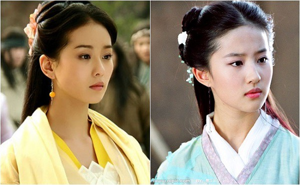 18 cặp diễn viên Trung giống nhau như sinh đôi khiến khán giả hoa mắt! (Phần 2) - ảnh 25
