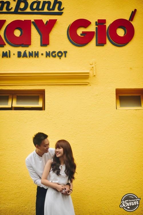 Lầy lội là vậy nhưng ảnh cưới của Nhật Anh Trắng lại lãng mạn vô cùng! - ảnh 5