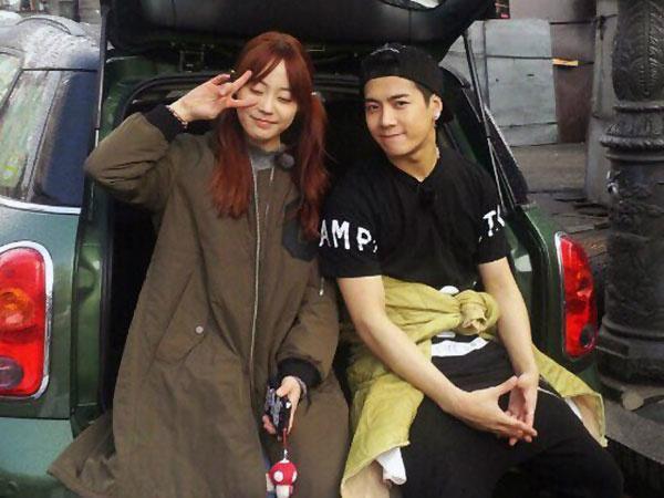 Thuyền Jackson và Youngji chính thức lật, vì cựu thành viên Kara đang hẹn hò với đàn anh hơn tận 13 tuổi - Ảnh 4.