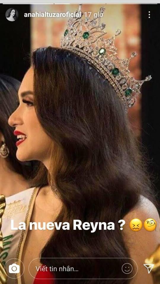 Mặc bị đối thủ tỏ thái độ, Hương Giang được trưởng BTC Hoa hậu Chuyển giới Quốc tế khen ngợi hết lời - Ảnh 3.