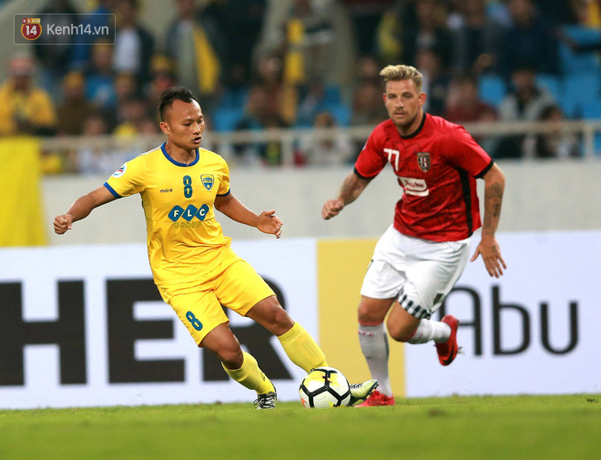 Bùi Tiến Dũng bắt chính trở lại, Thanh Hóa chia điểm đáng tiếc ở AFC Cup - ảnh 2