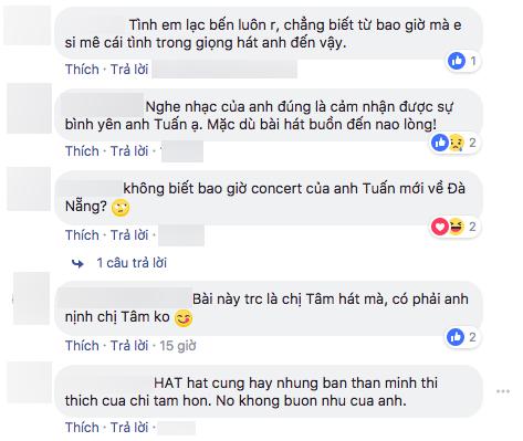 Đây là bản cover của Hà Anh Tuấn được fan mong mỏi sẽ song ca cùng Mỹ Tâm tại concert tháng 4 - Ảnh 2.