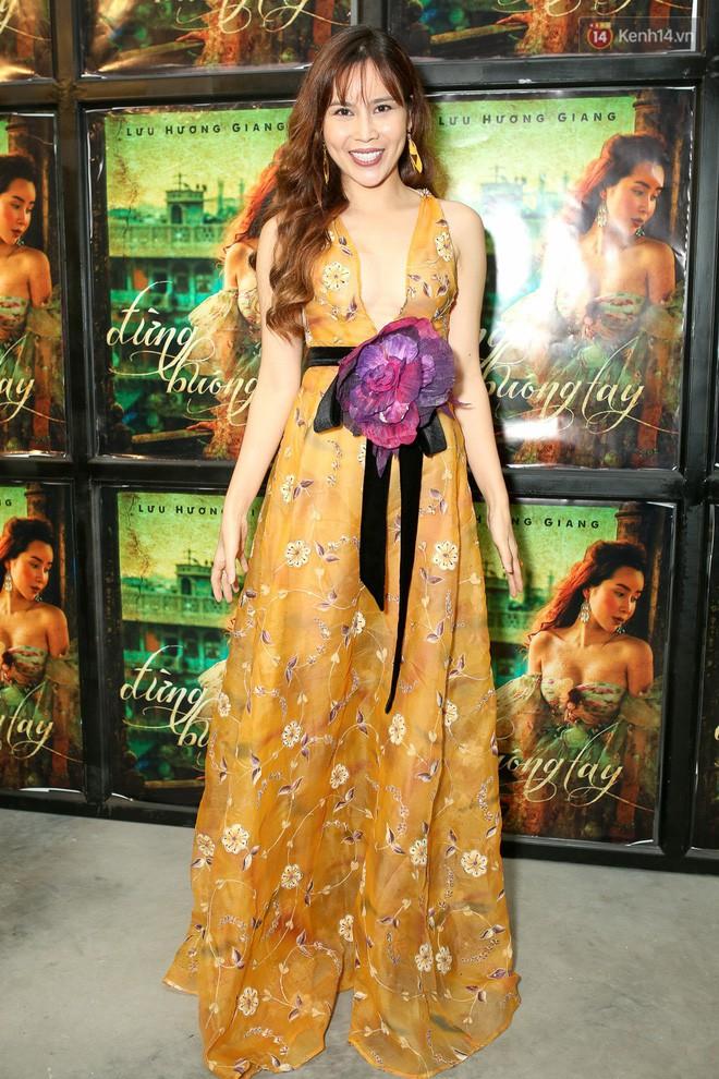 Một chiếc váy hai số phận, không tin bạn cứ nhìn hai người đẹp tên Hương Giang này là thấy ngay - Ảnh 6.