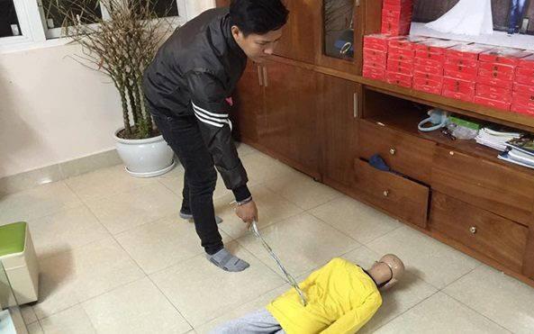 Hà Nội: Hành hung con trai 10 tuổi rạn sọ não, người bố bị khởi tố thêm tội cố ý gây thương tích