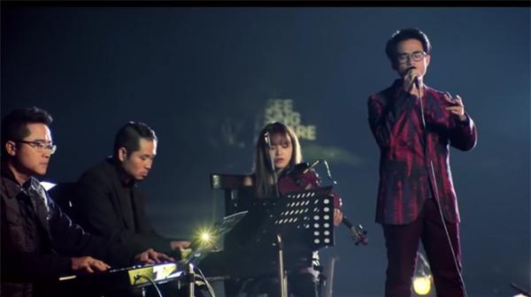 Đây là bản cover của Hà Anh Tuấn được fan mong mỏi sẽ song ca cùng Mỹ Tâm tại concert tháng 4 - Ảnh 5.