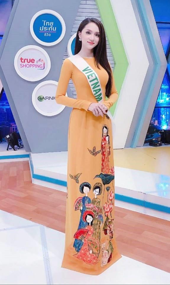Cục Nghệ thuật Biểu diễn nói gì về thành tích của Hoa hậu Hương Giang? - ảnh 2