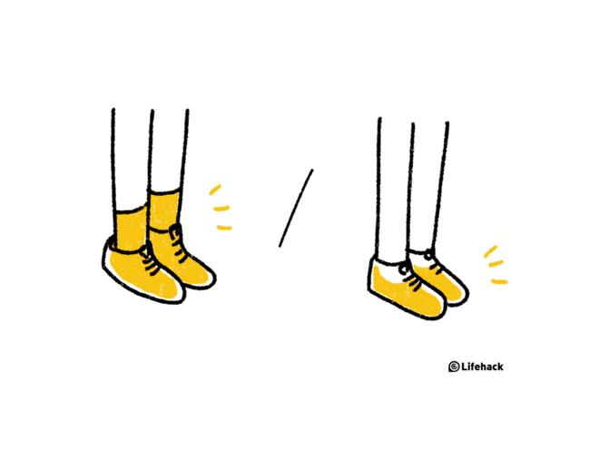 Những tác hại của việc đi giày không đi tất không phải ai cũng biết - ảnh 7