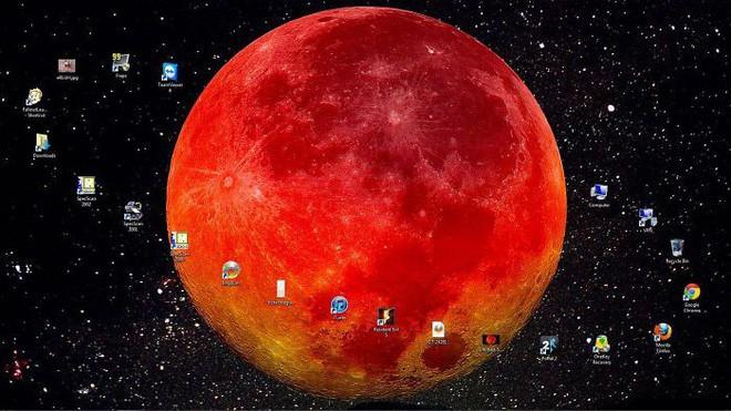 Vui: Tổng hợp loạt hình nền máy tính hài hước nhất, Internet Explorer chuyên bị bắt nạt - ảnh 1