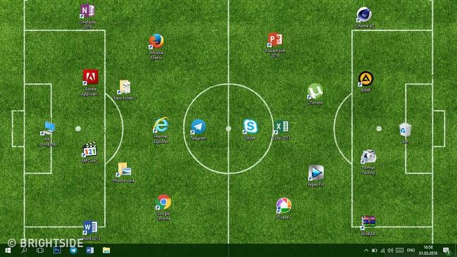 Vui: Tổng hợp loạt hình nền máy tính hài hước nhất, Internet Explorer chuyên bị bắt nạt - ảnh 15