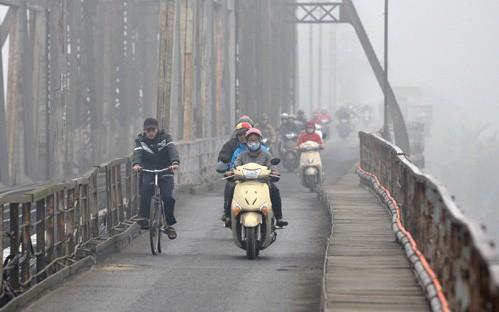 Từ chiều tối và đêm nay, miền Bắc đón không khí lạnh, Hà Nội mưa rét, thấp nhất 16 độ