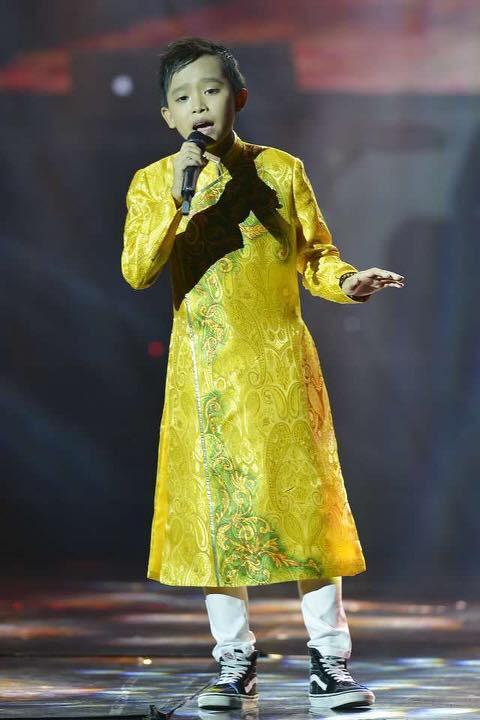 Hồ Văn Cường cao lớn, lột xác điển trai hẳn ra sau 2 năm trở thành quán quân Vietnam Idol Kid - ảnh 6
