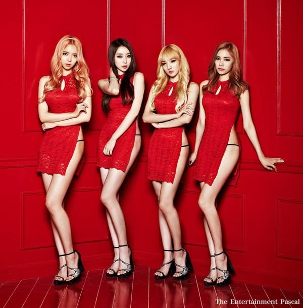 Girlgroup Kpop và chiêu trò khoe thân: Khi hở thôi vẫn chưa đủ để thành công - Ảnh 1.