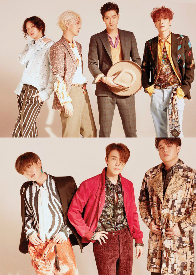 Siwon trở lại, Super Junior vẫn chẳng thể quảng bá với đội hình đầy đủ nhất - Ảnh 1.