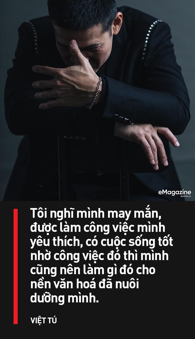 Đạo diễn Việt Tú: Ở Việt Nam, đa phần nghệ sĩ chưa biết quý trọng chất xám, và điều đấy khiến họ vất vả - Ảnh 22.
