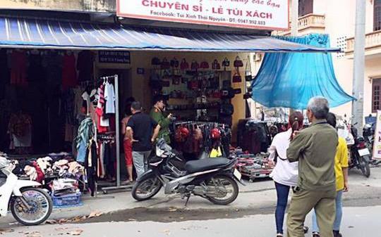 Thái Nguyên: Nam thanh niên dùng búa đinh đánh bạn gái tử vong giữa khu chợ sinh viên rồi treo cổ tự tử